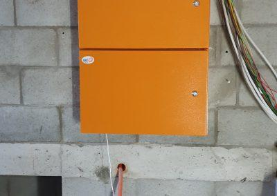 Harris Pool Switchboard - domestic electrical jobs Holland Park