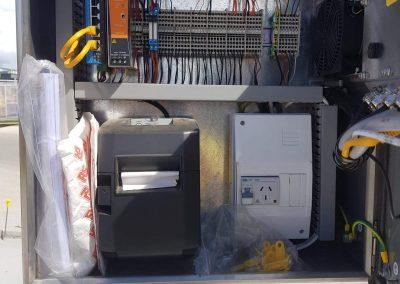 control panel - commercial electrical jobs Greenslopes