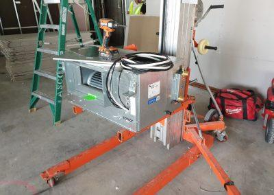 fcu install 3 - commercial electrical jobs Fairfield