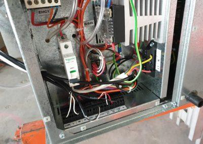 fcu install 4 - commercial electrical jobs Fairfield