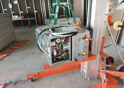 fcu install 5 - commercial electrical jobs Fairfield