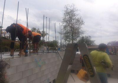 harris 11 - domestic electrical jobs Holland Park