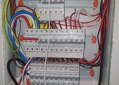switchboard - domestic electrical jobs Paddington