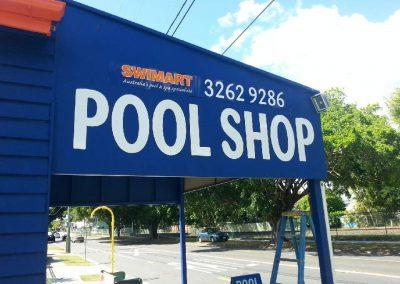 Pool Shop - commercial electrical jobs West End